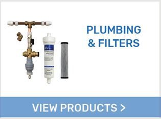Water Cooler Installation Rails & Replacement Water Fillters
