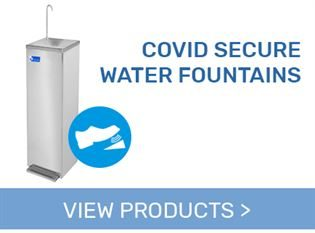 Covid Secure Touchless Water Fountains